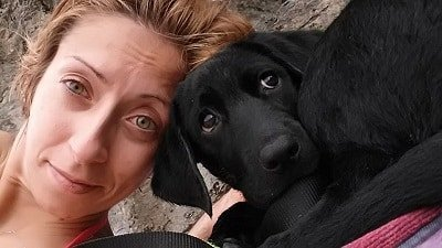 cane e padrone razza labrador