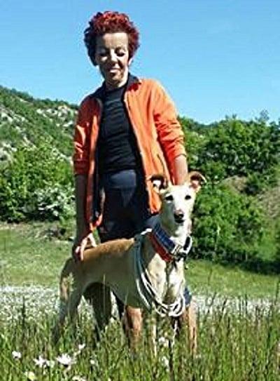 cane e padrone razza levriero
