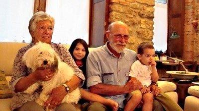 cane e padrone uva e famiglia