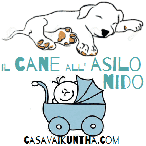il cane in asilo nido
