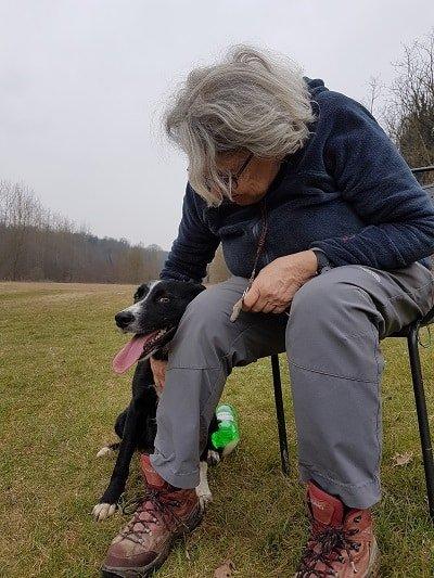 Moss di Laura Piperno storia dello sheepdog in Italia