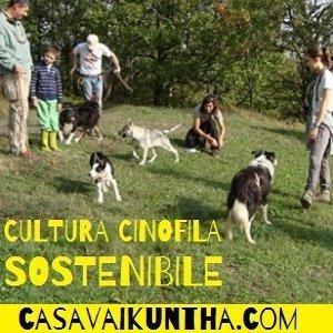 Cultura cinofila sostenibile