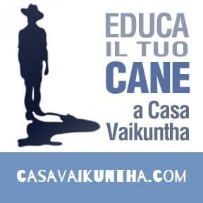 Alessandro Coppola Casa Vaikuntha Conoscenza ed Educazione del cane