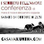 intervista televisiva a cani e gatti e compagnia conferenza i sentieri dellamore