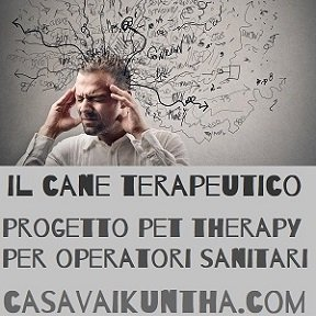 pet therapy per operatori sanitari