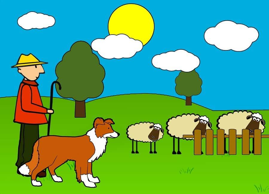favola per bambini le avventure di arturo il pastore