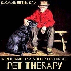 Con il cane fra sentieri di parole - progetto di pet therapy per le case di riposo