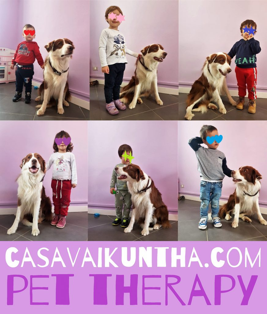pet therapy al baby parking baby sitting