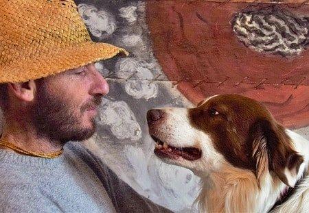 conferenza il senso del cane di alessandro coppola
