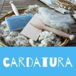 cardatura della lana lavaggio della lana