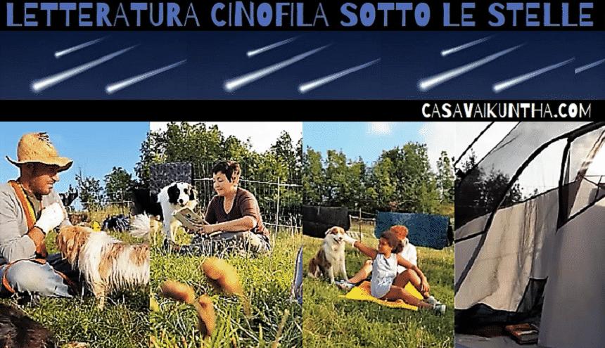 letteratura cinofila sotto le stelle