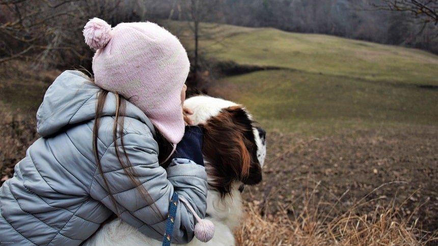 il cane e il tempo del coraggio