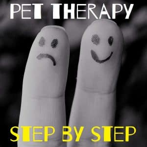 pet therapy step by step