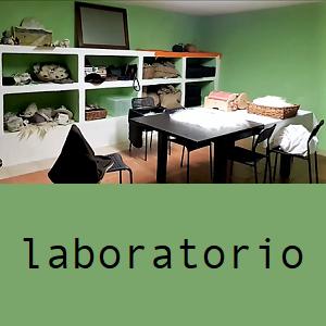 """Laboratorio Lana """"ahimsa amore di lana"""""""