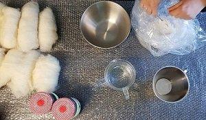 tintura naturale della lana ahimsa amore di lana