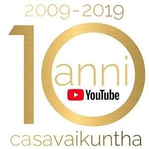 10 anni di casa vaikuntha su youtube tutorial di educazione del cane
