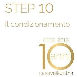 STEP 10 - IL CANE E IL CONDIZIONAMENTO