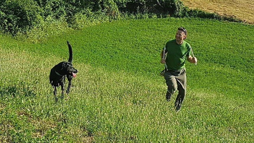 la parte pratica di lavoro nel percorso di educazione del cane